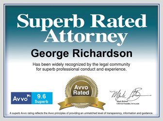 Superb Rated Attorney