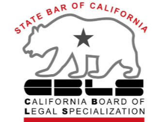 Board Certified by the California Board of Legal Specialization
